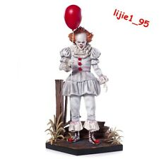 IT Pennywise Clown 1/10 Scale PVC Figure Statue New In Box