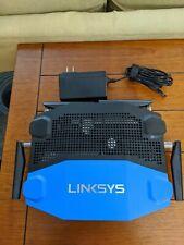 Linksys WRT1900AC 1300 Mbps 4-Port Gigabit 802.11 a/b/g/n/ac Router
