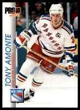 1992-93 Pro Set Tony Amonte #118