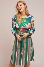 NEW Anthropologie Lucia Dress by Traffic People Size 16