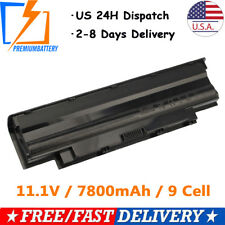 New Battery For Dell Inspiron N5010 N5110 N7110 N4110 N4010 04YRJH 7800mAh 9Cell