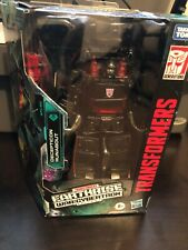 Transformers RUNABOUT Earthrise WFC-E41 Deluxe WAR FOR CYBERTRON Rare Exclusive