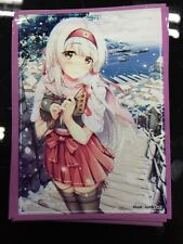 (60)MTG WOW Kantai Collection KanColle Shouk Card Sleeves  60 pieces 67x92mm