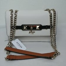 Guess Cherie Chain Crossbody $98 MSRP New with minor spot