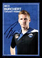 Nico Burchert Autogrammkarte SC Paderborn 2017-18 Original Signiert+A 170454