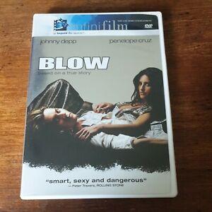 Blow DVD (Region 1 USA CANADA)