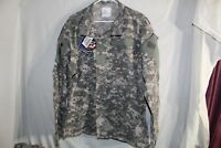 Army Combat Shirt Flame Resistant ACU Medium Short Uniform Prepper Paintball