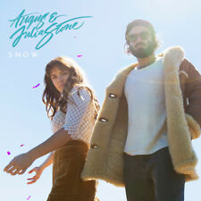 "ANGUS AND JULIA STONE (ANGUS & JULIA STONE) ""SNOW"" BLUE VINYL LP NEUF /BRAND NEW"