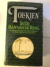 In de Ban van de Ring (Lord Of The Rings) J R R Tolkien (Dutch) 1979 Good