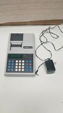 Hanimex Portable Display Printing Calculator Model Tdp 850 for parts only