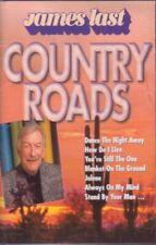 James Last – Country Roads. Cassette. Mint