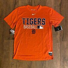 Nike Tigers Baseball Short Sleeve Tee Size M