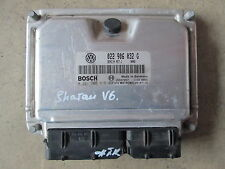 Motorsteuergerät VW Sharan 2.8 V6 ab Bj.2000 Steuergerät AYL Motor 022906032G