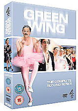 Green Wing - Series 2 (DVD, 2006, 3-Disc Set)