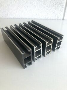 Rare 1960s Herman Miller George Nelson CSS Cabinet Shelving Support Bars
