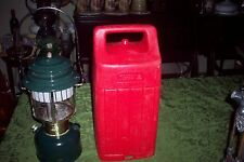 1984 Coleman CLX Adjustable Double Mantle Lantern Model 290 VG WITH ORIG CASE