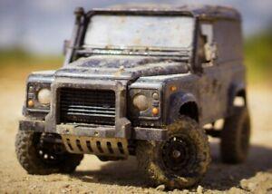 RC4WD Body Injora Land Rover Defender