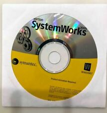 New Norton System Works 2005 CD