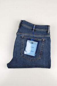 33590 Acne Studios Bla Konst Bleu Hommes Jean Taille 34/32