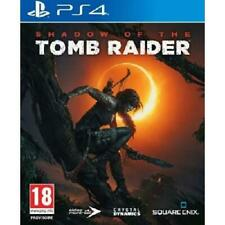 Shadow of the Tomb Raider Ps4 (Sony PlayStation 4, 2018) Brand New - Region Free