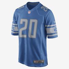 Nike NFL Detroit Lions Barry Sanders Men's Football Jersey 906296 490 Large $100