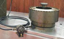 Military Gasoline Stove Heater MIL-B-2029 new old stock burner