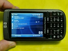 HP iPAQ 614c Navegador de negocios (Desbloqueado) - Negro Teléfono Móvil-Grado B