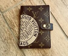 Louis Vuitton Small Ring Agenda/Planner Cover Limited Edition