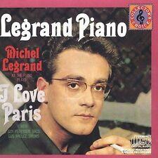 I Love Paris by Michel Legrand (CD, Columbia (USA))