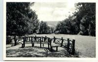 BAD NENNDORF Blick Deister AK um 1950 ungelaufen alte Postkarte