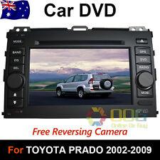 7.0 inch Car DVD GPS Navigation Stereo For PRADO Land Cruiser 2002-2009 Model