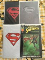 DEATH OF SUPERMAN - 4 ISSUES