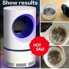 Electric Fly Bug Trap Mosquito Insect Killer LED Light Pest Control Lamps New