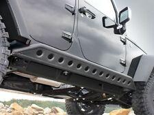 Kit de protections noir pour Jeep Wrangler JK Unlimited (la paire) (JK 4 portes)
