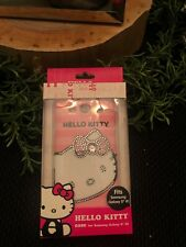 Sanrio Hello Kitty Samsung Galaxy 3 S3 Hard Phone Case Cover : Pink Stripe