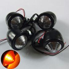 Motorcycle Bullet Turn Signal Light Indicator Bulb Blinker Lamp For Harley Honda