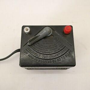 Lionel Postwar Original 1010 35-Watt Multivolt Transformer