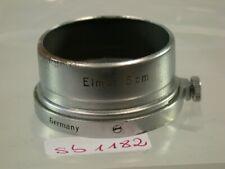 Leica Leitz M39 Objektiv Sonnenblende Lens Shade Hood Germany A36 36 36mm 1182/8