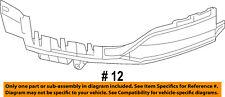 FORD OEM 09-12 Flex Headlight Head Light Lamp-Support Bracket Left 8A8Z17C973A