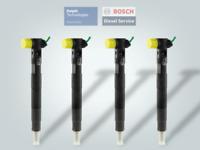 4 x Injektor Mercedes Benz CDI A6510702887 28348370 W906 W204 W212 W207