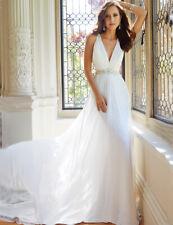 Brautkleid Hochzeitskleid Kleid Braut Babycat collection V Ausschnitt BC821 40