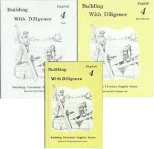Rod and Staff English Grade 4 Set Text, Worksheets, & Tests