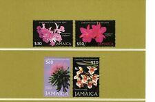 Jamaica 2007 Christmas Flowers set UM (MNH)