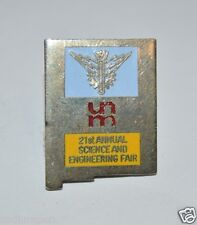 Nice Vintage UNM University of New Mexico 21st Annual Science & Engineering Fair
