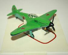 VINTAGE MODEL PLANE SOVIET YAK-3 RUSSIAN SOUVENIR MODEL AIRPLANE