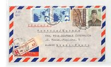 CA260 1980 Indonesia Airmail Cover MISSIONARY VEHICLES