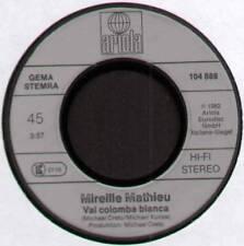 "MIREILLE MATHIEU ~ VAI COLOMBA BIANCA / TU ES AUS LIEBE ~ 1982 GERMAN 7"" SINGLE"