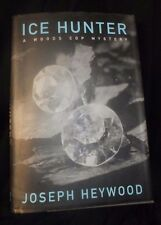 Ice Hunter, A WOODS COP MYSTERY by Joseph Heywood (2001,Hardcover)