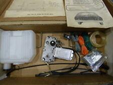 Simca 1307 / 8 /1510, Essuie-lunette  arr. et lave-glace ensemble de montage NOS