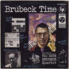 The Dave Brubeck Quartet – Brubeck Time ( CD - Album - Remastered )